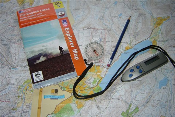BHLC Courses in the Lake District